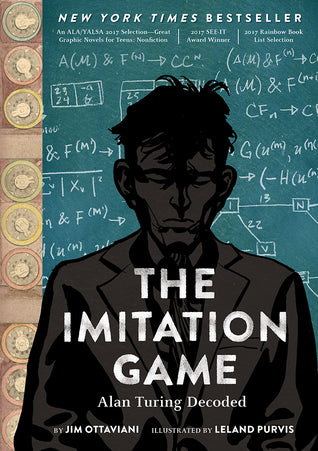 Imitation Game: Alan Turing Decoded - Paperback - Kool Skool The Bookstore