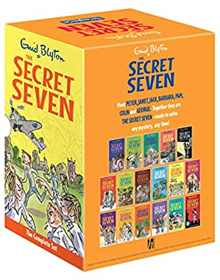 Secret Seven Complete Boxset of 17 Titles - Kool Skool The Bookstore
