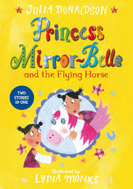 Princess Mirror : Belle And The Flying Horse - Paperback - Kool Skool The Bookstore