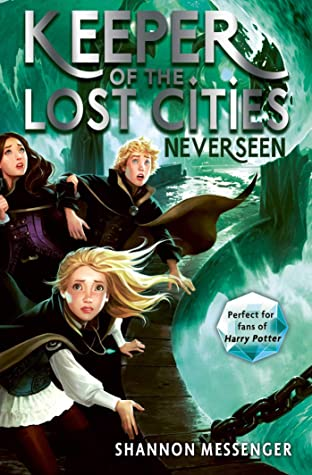 KEEPER OF THE LOST CITIES 04: NEVERSEEN - Kool Skool The Bookstore