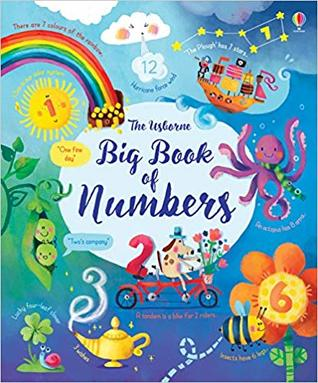 Big Book Of Numbers - Kool Skool The Bookstore