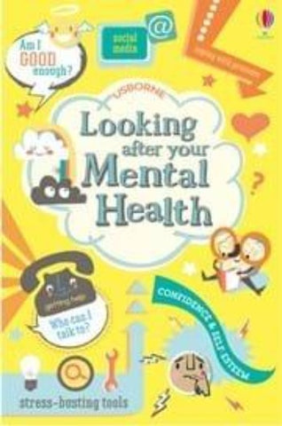Looking After Your Mental Health - Paperback