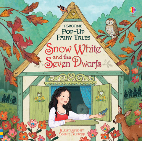 Pop-up Snow White and the Seven Dwarfs - Hardback