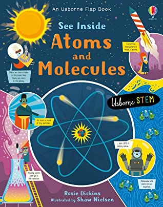 Usborne See Inside Atoms and Molecules - Kool Skool The Bookstore