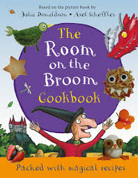 The Room on the Broom Cookbook - Hardback - Kool Skool The Bookstore