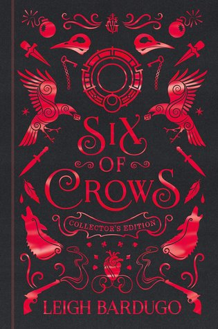 Six of Crows : Collectors Edition - Kool Skool The Bookstore