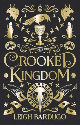 Six of Crows #2 : Crooked Kingdom Collectors Edition - Kool Skool The Bookstore