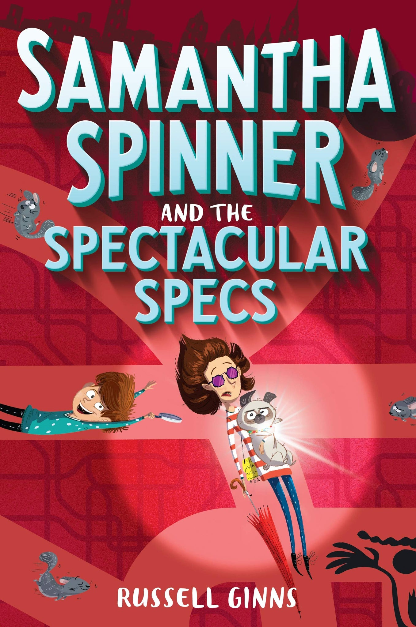 Samantha Spinner #2 : Samantha Spinner and the Spectacular Specs - Paperback