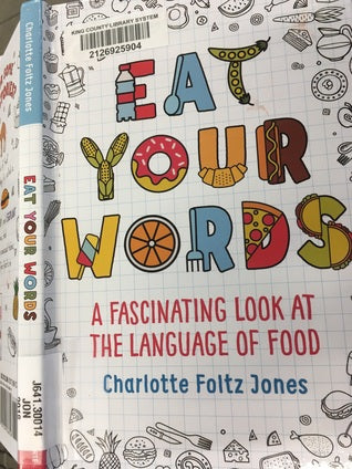 EAT YOUR WORDS - Kool Skool The Bookstore