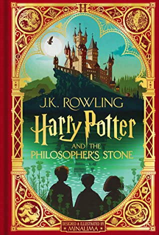 Harry Potter and the Philosophers Stone: MinaLima Edition - Hardback