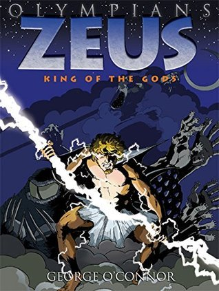 OLYMPIANS #1 : ZEUS : KING OF THE GODS - Kool Skool The Bookstore