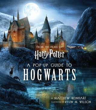 Harry Potter: A Pop-Up Guide to Hogwarts - Hardback - Kool Skool The Bookstore