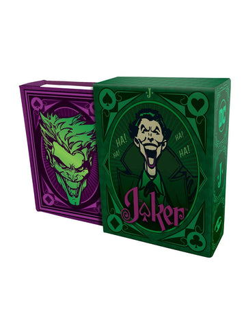 DC Comics: The Wisdom of The Joker - Quotes from the Clown Prince of Crime (Tiny Book) - Hardback