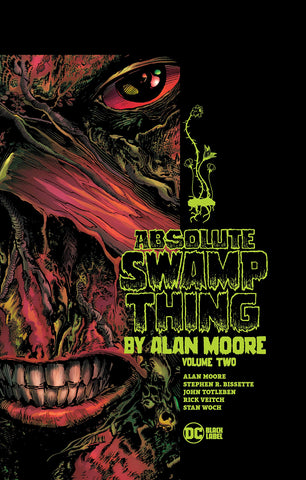 Absolute Swamp Thing by Alan Moore Vol. 2 - Hardback