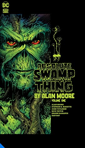 PRE-ORDER : Absolute Swamp Thing by Alan Moore Vol. 1 (New Printing) - Hardback