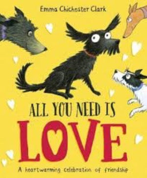 All You Need is Love - Paperback
