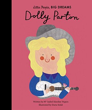 Little People Big Dreams : Dolly Parton - Hardback - Kool Skool The Bookstore