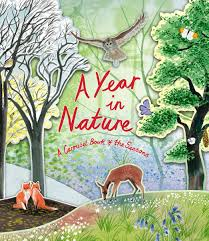 A Year in Nature: A Carousel Book of the Seasons - Kool Skool The Bookstore