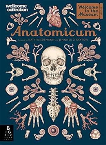 Anatomicum (Welcome To The Museum) - Kool Skool The Bookstore