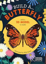 BUILD A ... BUTTERFLY WITH A 3D MODEL TO MAKE - Kool Skool The Bookstore