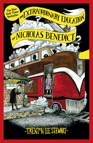 THE MYSTERIOUS BENEDICT SOCIETY PREQUEL : THE EXTRAORDINARY EDUCATION OF NICHOLAS BENEDICT ( Pepar Back ) - Kool Skool The Bookstore