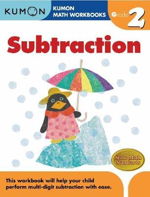 Kumon Workbooks : Subtraction ( Grade 2 ) - Paperback