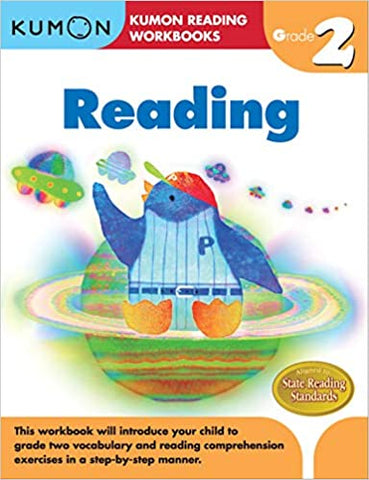 Kumon Workbooks : Grade 2 Reading - Paperback