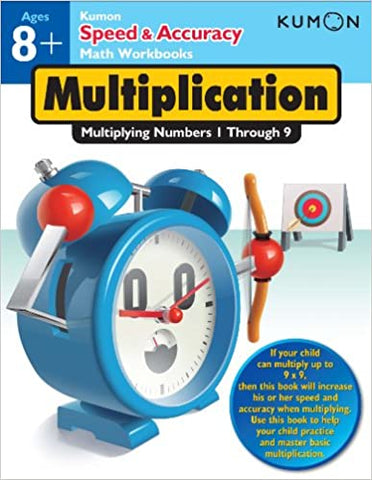 Kumon Workbooks : Multiplying Number ( Speed & Accuracy ) - Paperback