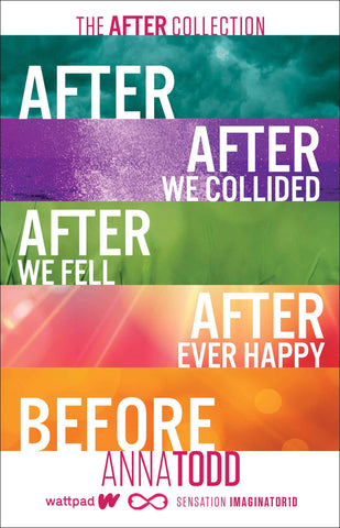 After Series : The After Collection - Paperback