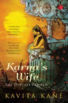 Karna's Wife: The Outcast's Queen - Paperback - Kool Skool The Bookstore