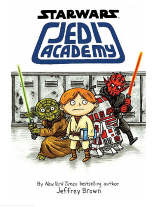Jedi Academy #1 : Star Wars Jedi Academy - Kool Skool The Bookstore