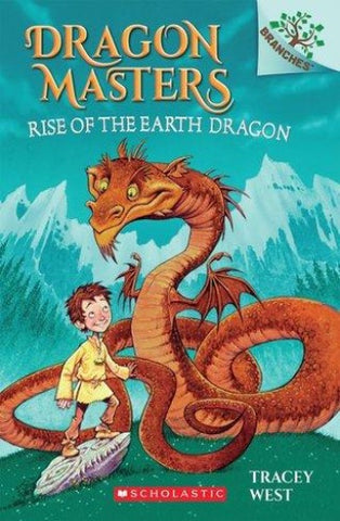 Dragon Masters #1 : Rise of The Earth Dragon
