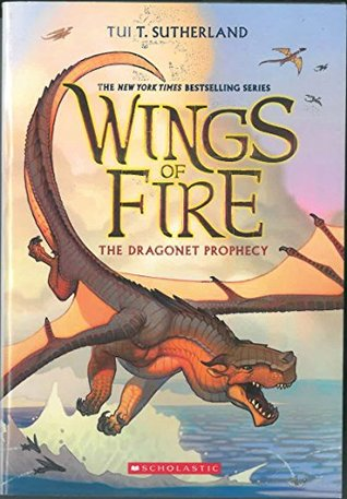 WINGS OF FIRE #1 : THE DRAGONET PROPHECY - Kool Skool The Bookstore