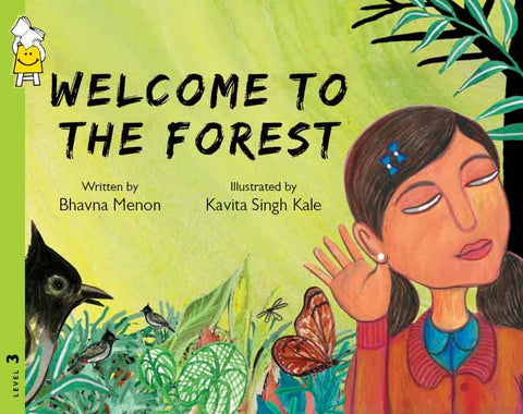 Pratham Lev 3 : Welcome to the Forest - Kool Skool The Bookstore