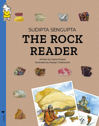 Pratham Lev 4 : The Rock Reader - Kool Skool The Bookstore
