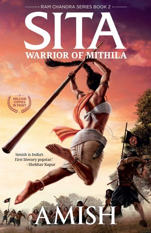 Ram Chandra #2 : SITA WARRIOR OF MITHILA - Kool Skool The Bookstore