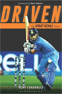 Driven: The Virat Kohli Story - Kool Skool The Bookstore