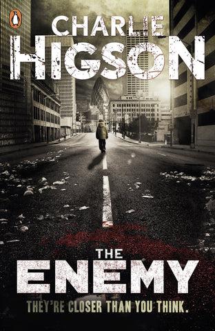 The Enemy #1 - Paperback