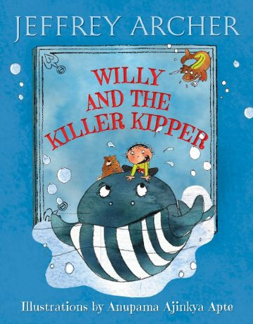 Willy and the Killer Kipper - Paperback