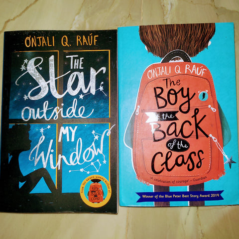 Onjali Q. Rauf Collection Set Of Two Brilliant Books - Paperback