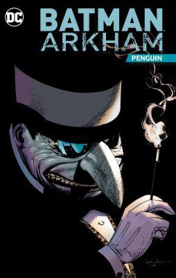 Batman Arkham: Penguin - Kool Skool The Bookstore