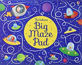 Usborne Big Maze Pad - Kool Skool The Bookstore