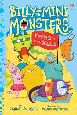 BILLY AND THE MINI MONSTERS #8 : MONSTERS AT THE SEAS - Kool Skool The Bookstore