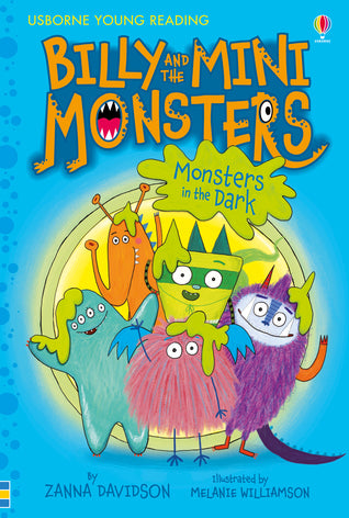 BILLY AND THE MINI MONSTERS 1 : MONSTERS IN THE DARK - Kool Skool The Bookstore
