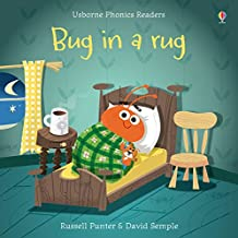 Usborne Phonics Readers : Bug in a Rug - Kool Skool The Bookstore