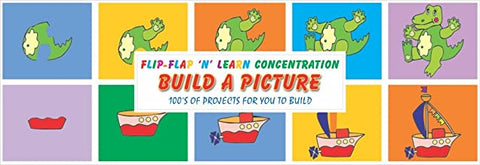 Build a Picture (Flip-Flap) Board Book - Kool Skool The Bookstore
