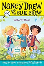 Nancy Drew And The Clue Crew #40 : Butterfly Blues - Kool Skool The Bookstore