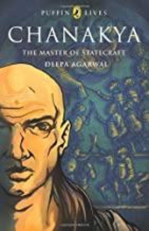Puffin Lives : Chanakya - The Master of Statecraft - Paperback - Kool Skool The Bookstore