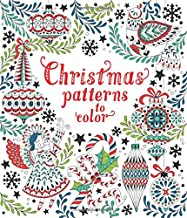 Christmas Patterns to Colour - Kool Skool The Bookstore