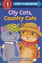 Step into Reading Step 1 : City Cats, Country Cats - Kool Skool The Bookstore